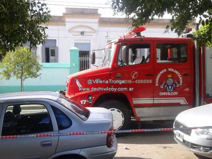 Amenaza de bomba en la Escuela N°5: Evacuaron 200 alumnos