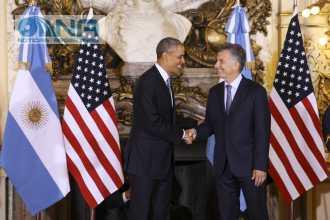 """Obama: El gobierno de Mauricio Macri es un """"aliado crucial"""""""