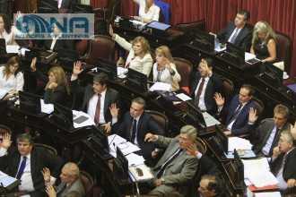 El Senado debate el acuerdo con fondos buitre