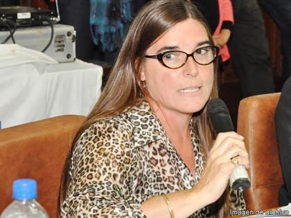 La ex concejal Daniela Reparaz habría sido víctima de un robo