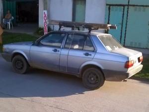 La Policía Comunal de Chivilcoy evita el robo de un automóvil