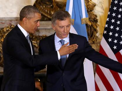 Obama busca en Macri un líder regional que mejore las relaciones con Estados Unidos