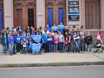 Se conmemoró el Día Internacional de Concienciación sobre Autismo