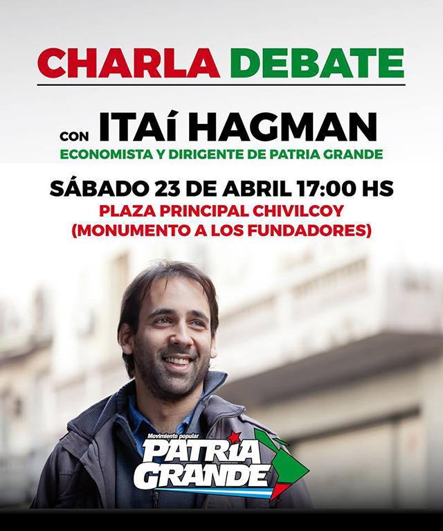 Charla-Itai-Hagman