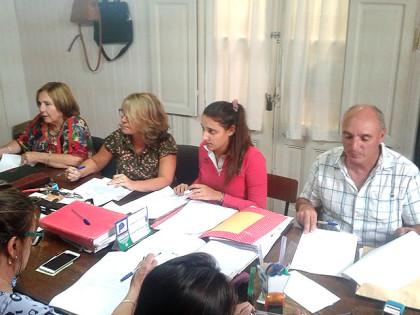 Consejo Escolar: Anuncian la autorización de obra para cinco escuelas