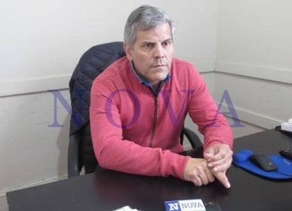 """Britos: """"Nación nos debe 17 millones de pesos que son de los chivilcoyanos"""""""