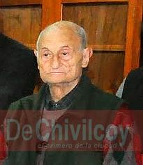 La comunidad de bomberos de luto: Falleció Juan Ramón Corrao