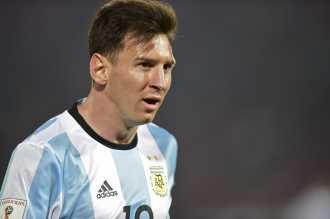 """AFA respaldó a Messi en el escándalo por """"Panamá Papers"""""""