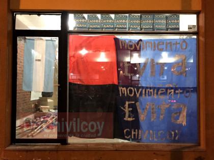 Consolidación del Frente de Mujeres Evita en Chivilcoy