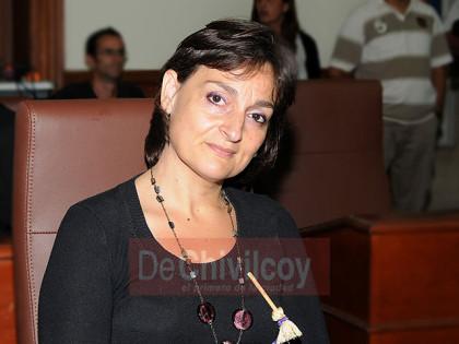"""Ma. Laura Razzari: Invitó a la """"transversalidad política que implica el abordaje desde Género"""""""