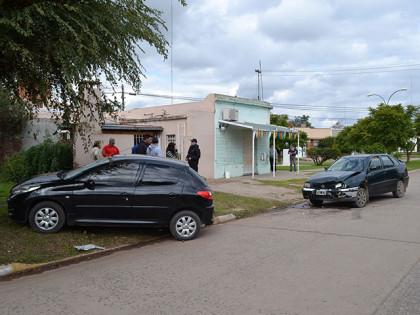 Ayer: Matrimonio chivilcoyano se accidentó en Rawson