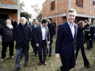 El fiscal Delgado apunta contra Macri
