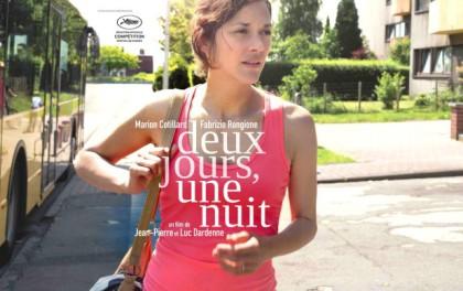 """Sociedad Francesa. Ciclo de cine 2016: """"Dos días, una noche"""""""