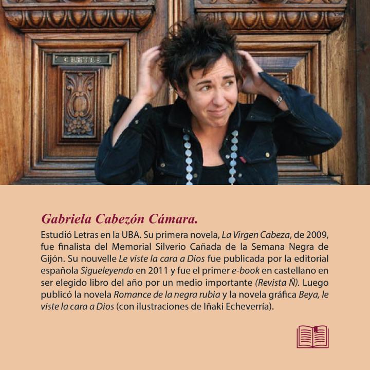 Gabriela Cabezón Cámara 2