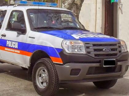 Personal Policial recupera elementos sustraídos en un robo