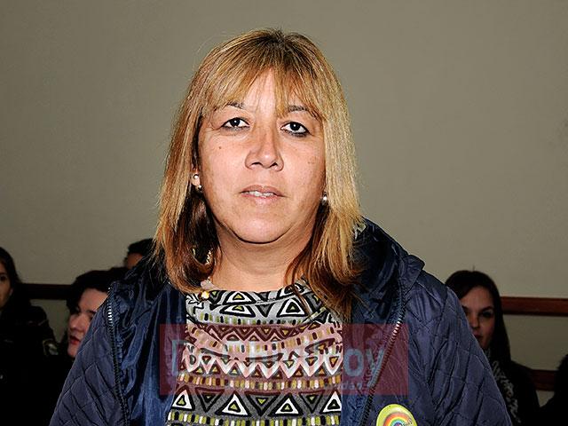 María Alejandra Castellanos