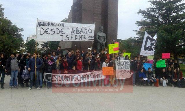 Marcha-en-Defensa-de-la-Educación-Pública-7