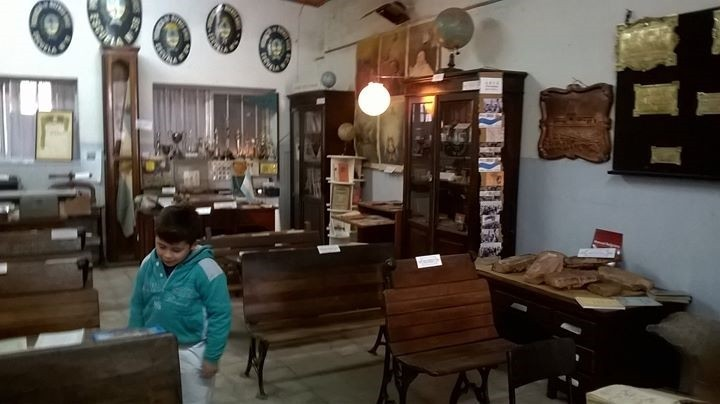 Museo Escolar de Chivilcoy 1