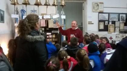 La Escuela Primara Nº 11 agradece por el Museo Escolar de Chivilcoy
