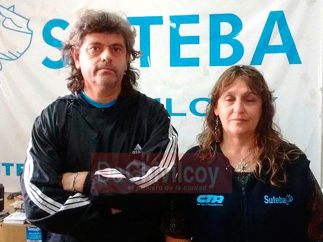 Julio Andenucci   Mónica Herbon