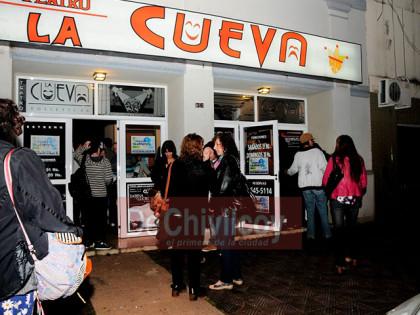 Teatro La Cueva: 23°Aniversario y presentación de nueva comisión