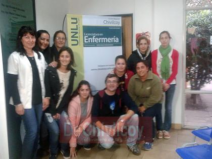 Fue inaugurada la Sala de Enfermería en el Centro Regional de la Universidad de Luján