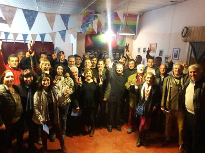 Publicación Pedida: Encuentro Provincial de Los Pasos Previos en Carlos Casares