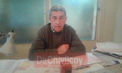 """Contador Diego Di Renzo: """"El concejal Sánchez acompañó con su voto el reclamo a Nación"""""""