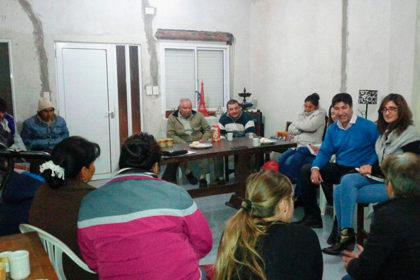 El Municipio en los barrios: Continúan las reuniones vecinales