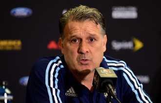 Martino dice que la Argentina debe ganar el título sin importar si juega bien o mal
