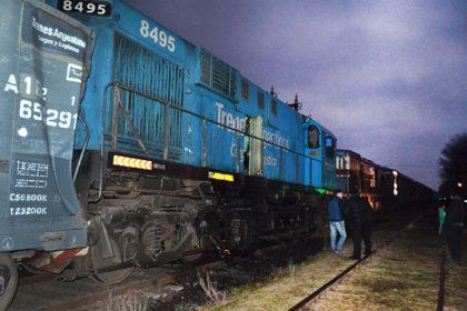 Al menos diez heridos tras choque de trenes en Rawson