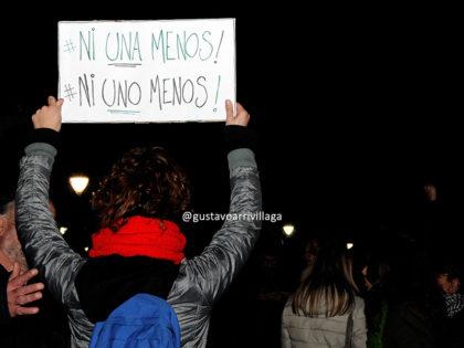 """La """"otra"""" convocatoria por el #NiUnaMenos"""