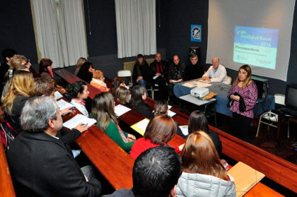 Se presentó el Programa Ecosalud Bucal