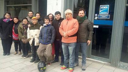 La Mesa Multisectorial Contra el Ajuste en EDEN y la OMIC