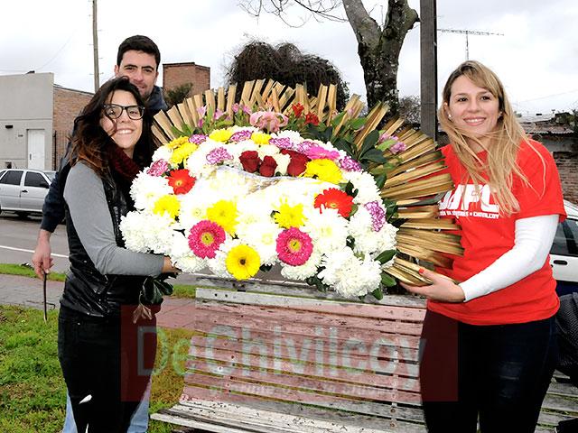 26-07-16-Homenaje-a-Eva-Perón-de-UJCH_013