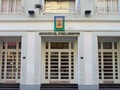 La AFA en crisis, ya no tiran manteca al techo