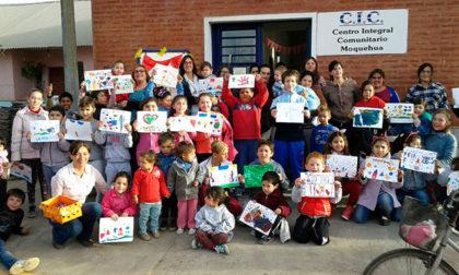 Actividades artísticas en el CIC Moquehuá