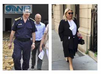 Carrió le apuntó al jefe de la Policía de la Provincia de Buenos Aires