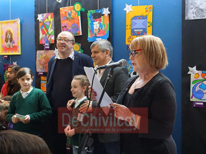 19-08-16 Fue inaugurada la 11º Muestra municipal Día del Niño 5