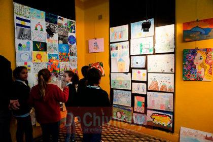 19-08-16 Fue inaugurada la 11º Muestra municipal Día del Niño 1