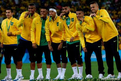 Brasil supo sufrir, pasó por arriba a los fantasmas y es oro olímpico