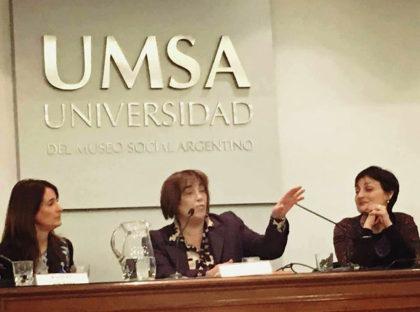 Bloque Feminista de Chivilcoy en las II Jornadas de Reflexión sobre Violencia de Género en CABA