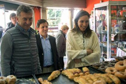 Macri encabezó desde San Miguel el timbreo nacional de Cambiemos en todo el país