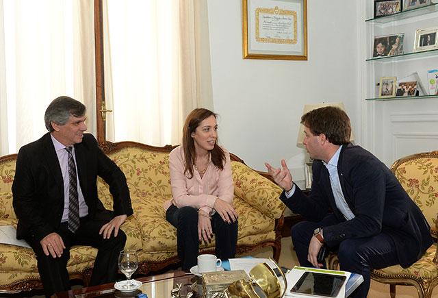 María-Eugenia-Vidal-se-reunió-con-el-intendente-de-Chivilcoy,-Guillermo-Britos--2