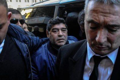 Juegos Olímpicos: Maradona le apuntó a los dirigentes del fútbol y a Mac Allister