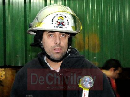 Segundo Jefe Matías Cavalieri