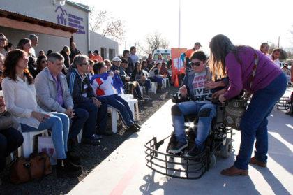 Se-realizó-una-exhibición-de-fútbol-en-silla-de-ruedas-2