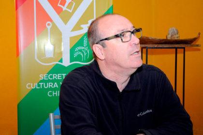 El secretario de Cultura y Educación presentó la programación cultural del mes de agosto