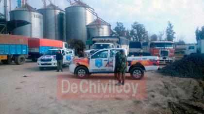 Delitos Rurales:  Recuperan 150 mil kilos de soja robados de la firma Andreoli