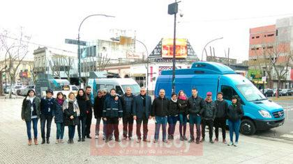 En Chivilcoy: Las oficinas móviles de RENAPER y Migraciones
